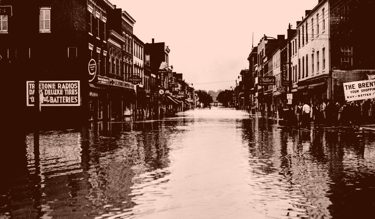 1942 Fredericksburg Flood